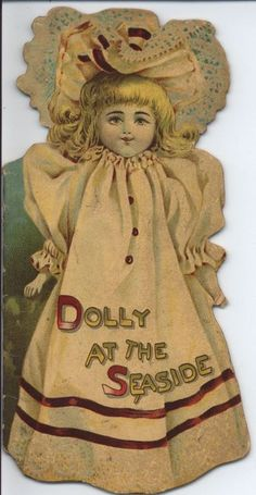 DOLLY AT THE SEASIDE
