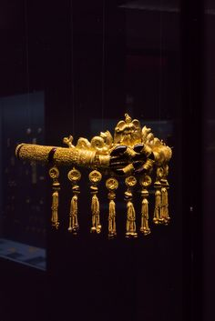Ancient Greek Gold Crown