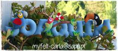 Felt tropical birds Felt Wreath, Felt Letters, Tropical Birds, Book Illustration, Decoration, Dinosaur Stuffed Animal, Christmas Ornaments, Toys, Holiday Decor