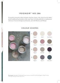 Farrow & Ball: Peignoir No. 286