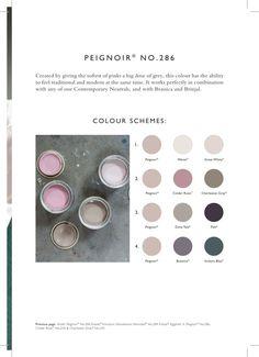 Farrow & Ball: Peignoir No. 286