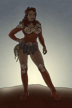 Diana Of Themyscira by The-Mirrorball-Man.deviantart.com on @deviantART