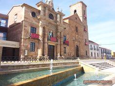 Palacio del Intendente e Iglesia de la Inmaculada Concepción