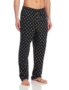 Nautica Men's Knit Anchor 83 Print Pant $32.93 (save $6.07)