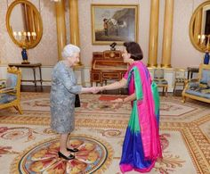 Sri Lanka's new High Commissioner to the United Kingdom of Great Britain and Northern Ireland, Amari Mandika Wijewardene presented her Letter of Credentials to Queen Elizabeth II on 15 November 2016 at a ceremonial event held at the Buckingham Palace.