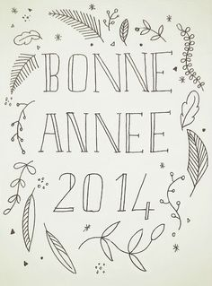 Carte de voeux 2014 - Little Leonie