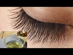 Do you wish you had thicker eyelashes? Worried that your eyelashes are not growing enough? Many people wish they had thicker eyelashes, to . Make Eyelashes Longer, How To Grow Eyelashes, Thicker Eyelashes, Long Lashes, False Lashes, Permanent Eyelashes, Thick Eyebrows, Vaseline Eyelashes, Mink Eyelashes