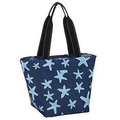 f6ec61d881 SCOUT Daytripper Everyday Tote Bag Shoulder Bag (One Size|Fish Upon a Star)