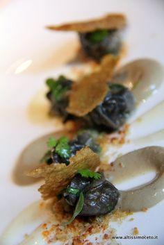 Lumache, aglio, lenticchie, carruba e whisky - Pipero al Rex - Rome