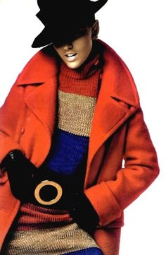 Christian Dior, L'Officiel September 1967. TG Hmm, still current IMO. Because classic just does not go out of style. TG
