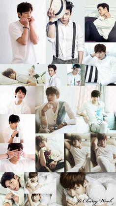 So many reasons to love Ji Chang Wook