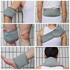 Ajustable Hielo Frio Caliente Pad compresa Envoltura Rodilla Cuello Tobillo Leg Pack cubierta