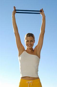 Ejercicios de estiramiento para mantener tu musculatura firme.