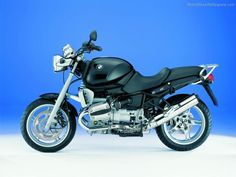 BMW R850R. Classic style, A civilized ride.