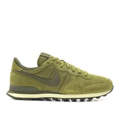 Nike Internationalist Premium (olive / cream white) - Free Shipping starts at 75€ - thegoodwillout.com