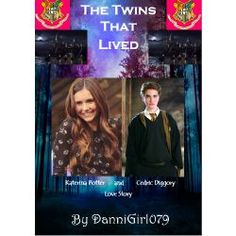 Katerina Potter is Harry Potter's twin sister. She has brown coloured hair which is long and wavy and she has chocolate brown coloured eyes.  What will happen as the twins and their friend enter fourth year at Hogwarts School of witch craft and wizardry.  and what will happen when Cedric and