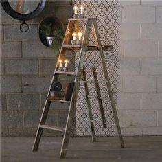 Ladder Floor Lamp