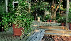Zabydlete se na zahradě: dřevěné terasy, mola, chodníčky… - Zahradní stavby