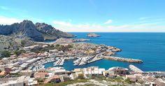 A #Marseille, 'we feel so Goudes' au bout du monde