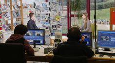 OMGD fait sa télé [Les premières de l'option média du Grand Dijon (OMGD) ont au programme la télévision. Après une analyse du média, des rencontres avec JP Stucki, le Directeur régional de France 3 Bourgogne et le journaliste de télé Jacques Revon, d'une visite de la station de FR3, le moment est venu de passer à la pratique : Plateaux télévisuels et JT]