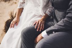 #photographie #photography #mer #beach #afterday #couple #happymoments #manon #debeurme #photographe #photographer #lille #nord #france Happy Moments, France, Couples, Wedding Dresses, Beach, Photography, Fashion, Bride Dresses, Moda