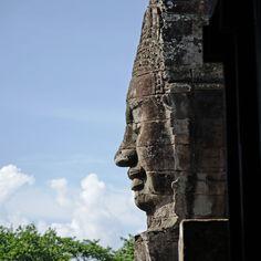 Bayon, Cambodia. Beyond imagination!