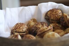 Opskrift på gammeldags æbleskiver. Med og uden gluten