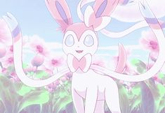AH! Sylveon is DEFINITELY one of my favorite Eeveelutions. They're so cute in my opinion. And also, they're pretty pastel so they're relevant on the blog ^.- ~Leo