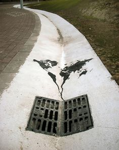 Optical Illusions: Street Art by Pejac
