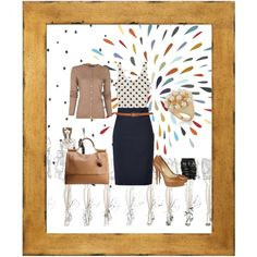"""""""dots"""" by lizmau on Polyvore"""