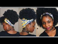 LOZA TAM SATIN LINED HEADBANDS FOR NATURAL HAIR