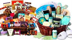 Win Jumbo Chocolate and Deluxe Spa Gift Baskets from GourmetGiftBaskets.com - a GRAND Prize for Grandparents Day! - Grandparents.com