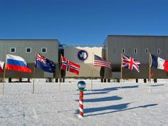 South Pole, Antarctica