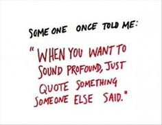 Quotes A Day- the Quote