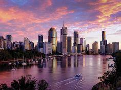10 things to do in Brisbane, Australia – Sport, dining, shopping Brisbane Cbd, Australia Day, Queensland Australia, Melbourne Australia, Australia Travel, Western Australia, Australia School, Things To Do In Brisbane, Paisajes