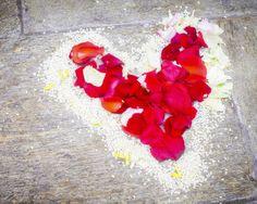 Cuore di petali - Melzo (MI) : Fotografi e video - Claudio Ravasi Fotografo