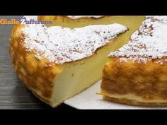 MIGLIACCIO DOLCE DI CARNEVALE - Ricetta in 1 minuto - YouTube Cocktail Desserts, French Toast, Dolce, Deserts, Banana, Sweets, Cooking, Breakfast, Recipes