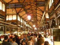 <施設名>サンミゲル市場(スペイン・マドリッド)