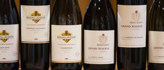The Difference Between Kendall-Jackson Vintner's Reserve and Grand Reserve Wines