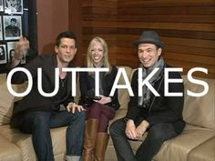 Canadian group 'The Tenors' Interview- February 2013