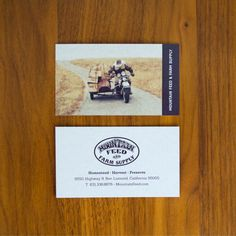 Business Cards For A Home Amp Garden Store