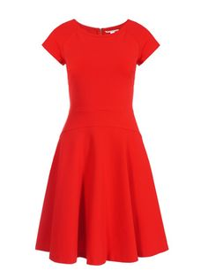 Malene Birger, Dress Red, Diane Von Furstenberg, Just In Case, Competition, Short Sleeve Dresses, Collections, Boho, Stylish