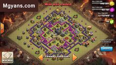 Town Hall  Base Designs March  Clash Of Clans