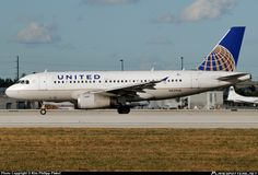 N839UA United Airlines Airbus A319-100