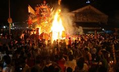 22 AUG -19 SEP 2017: Penang Hungry Ghost Festival
