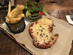Parmigiana in Kaikey's Lane Melbourne