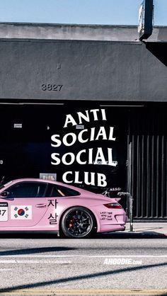 Anti Social Club iPhone 6 Wallpaper: