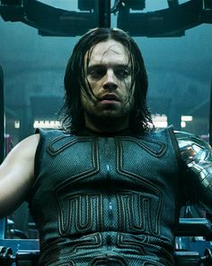 Hello. My name is Bucky Barnes. I work with my partner Melody. Im a trained assassin like her. I cant remember my past. Yeah...