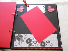 Álbum scrapbook LOVE                                                                                                                                                                                 Mais