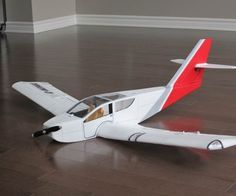With this instructables you can build your own RC plane you can also learn about aerodynamics.